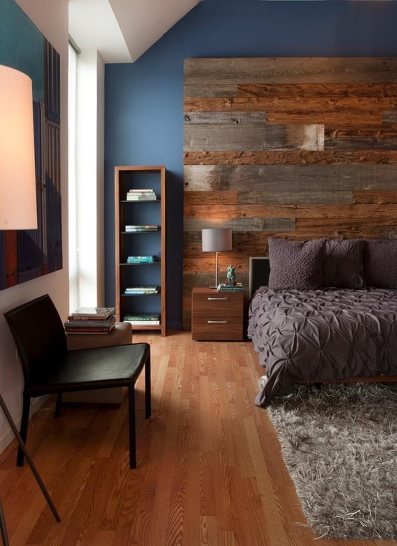 Bedroom Purple Accent Wall Bedroom Ideas Sfdark Purple Bedroom With Latest Wall Accents With Laminate Flooring (View 9 of 15)