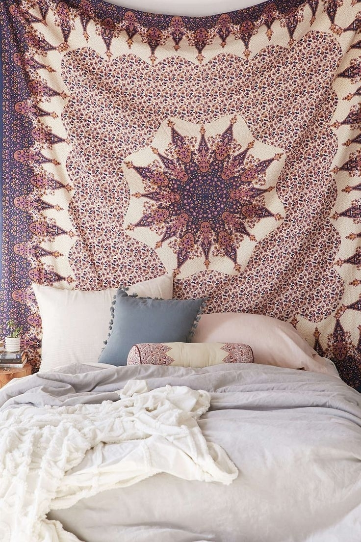 Bedroom : Urban Outfitters Bedding Ideas Large Brick Pillows Urban Within Most Popular Fabric Wall Art Urban Outfitters (View 4 of 15)
