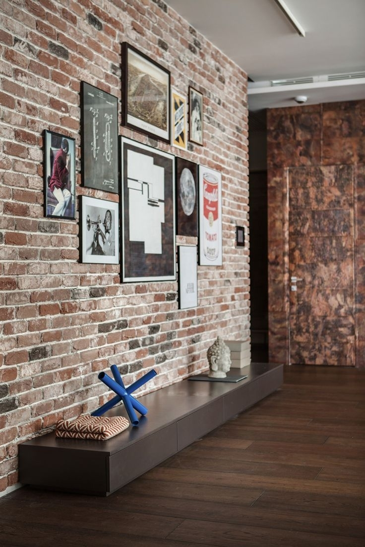 Featured Photo of Exposed Brick Wall Accents