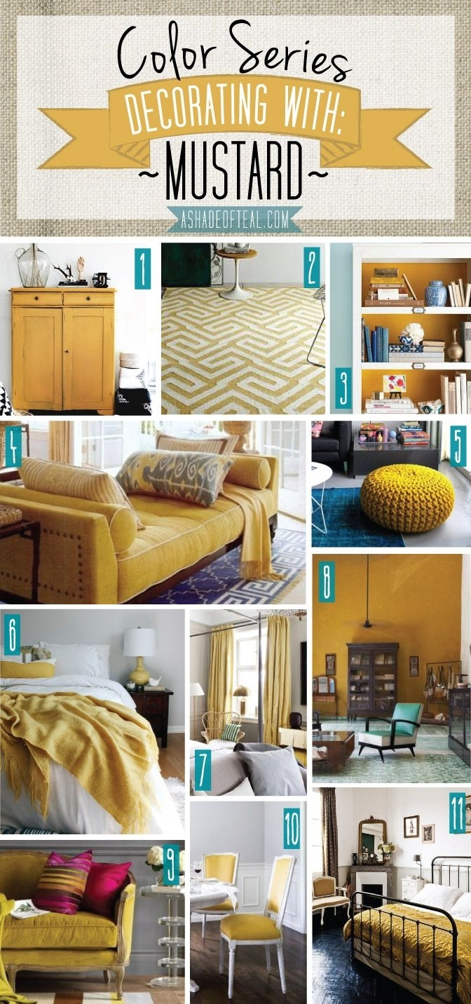 Best 25 Yellow Wall Decor Ideas On Pinterest Yellow Room Decor Inside Most Up To Date Wall Accents For Yellow Room (Gallery 8 of 15)