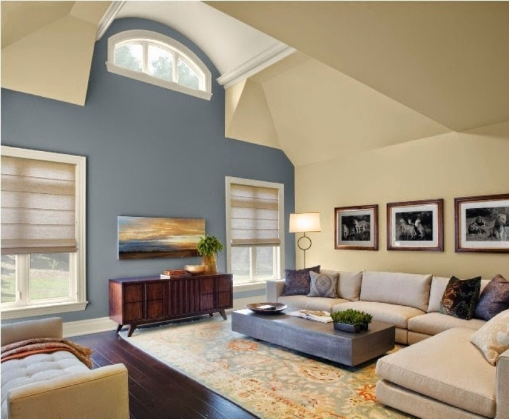 Best Accent Colors For Beige Walls : Best Colors For Accent Wall Inside Best And Newest Wall Accents For Beige Room (Gallery 2 of 15)