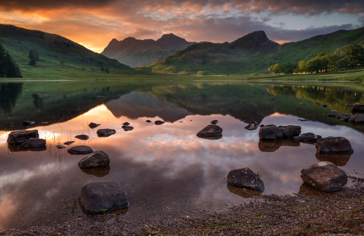 Best Landscape Photography Canvas Prints Wall Art For Sale For 2017 Lake District Canvas Wall Art (View 1 of 15)