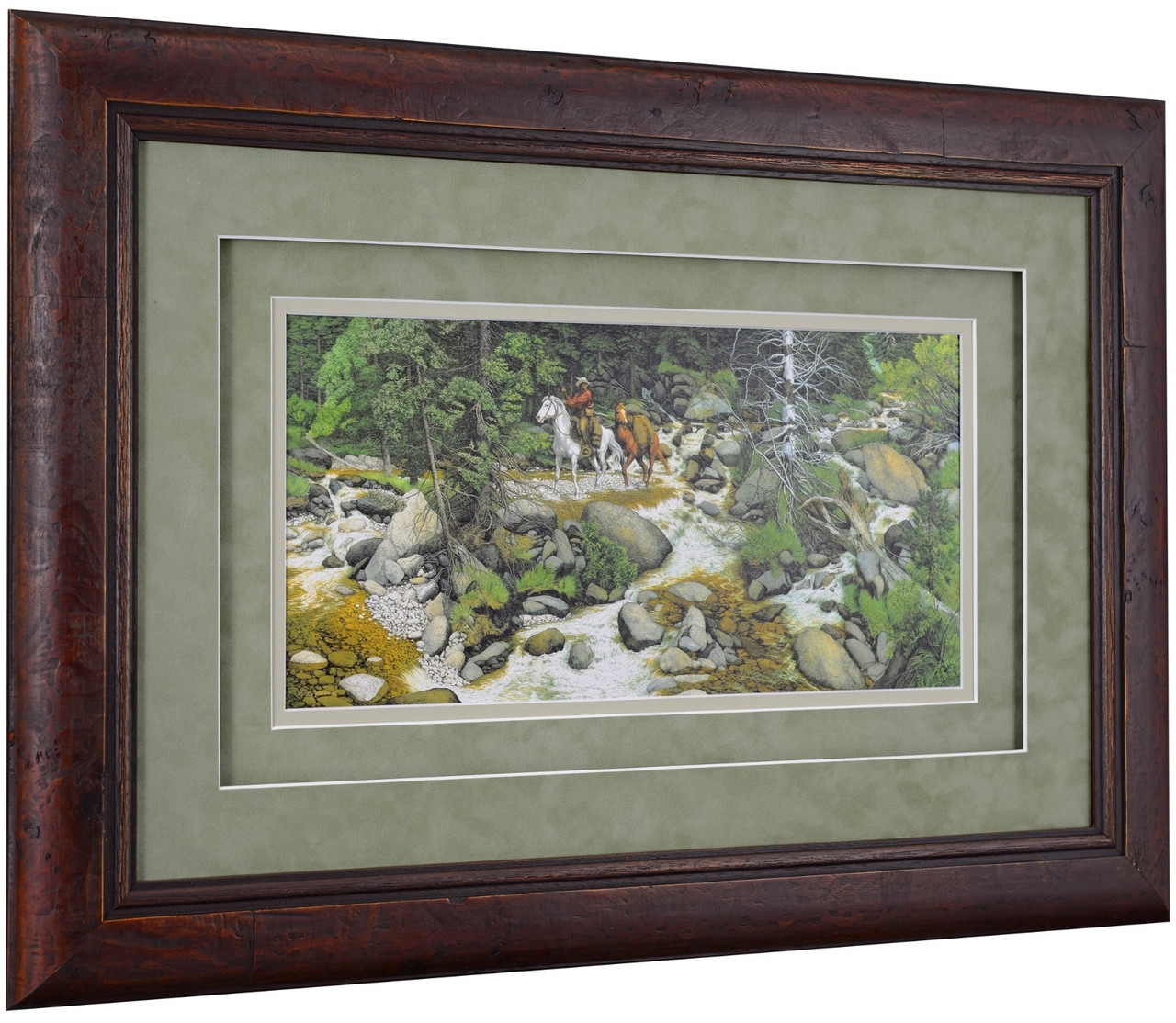 "Bev Doolittle Art For Sale | Bev Doolittle ""the Forest Has Eyes Within Most Recent Framed Fine Art Prints (View 4 of 15)"