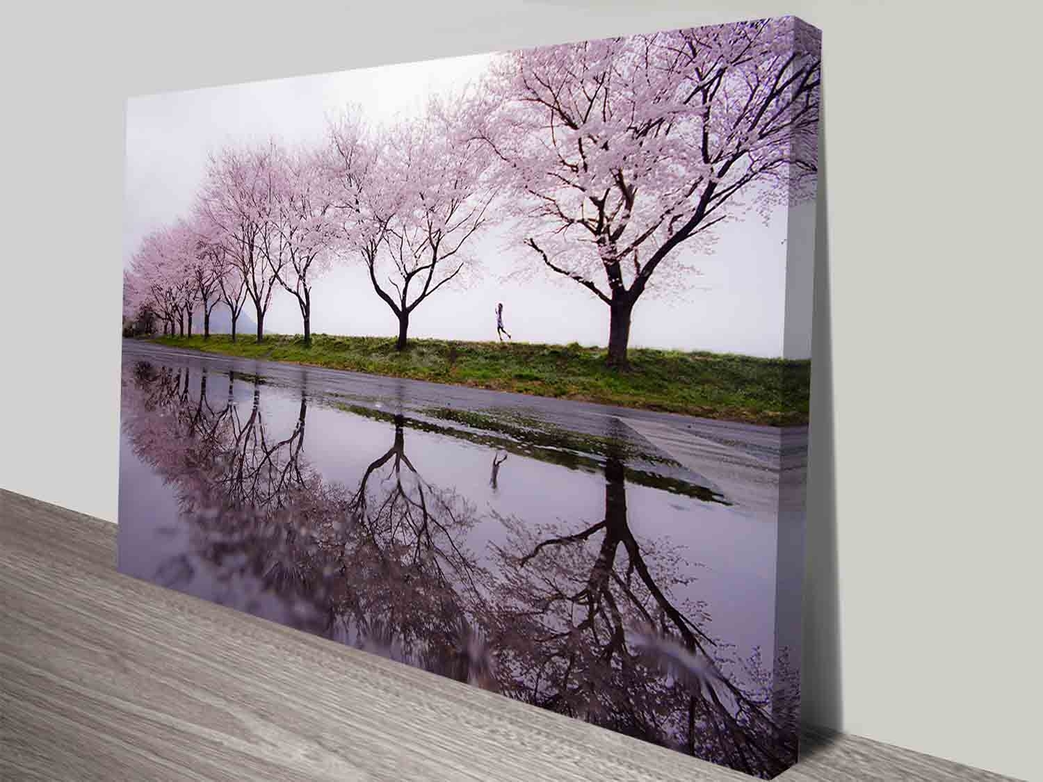 Big Canvas Art Prints & Cheap Wall Photo Pictures In Latest Lilac Canvas Wall Art (View 4 of 15)