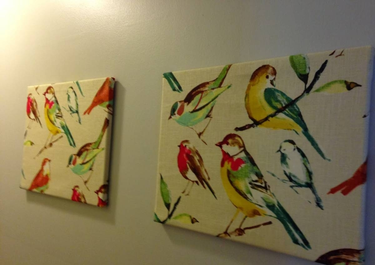 Birds Canvas Hallway Wall Art Ideas : Beautiful Hallway Wall Art For 2017 Birds Canvas Wall Art (View 3 of 15)