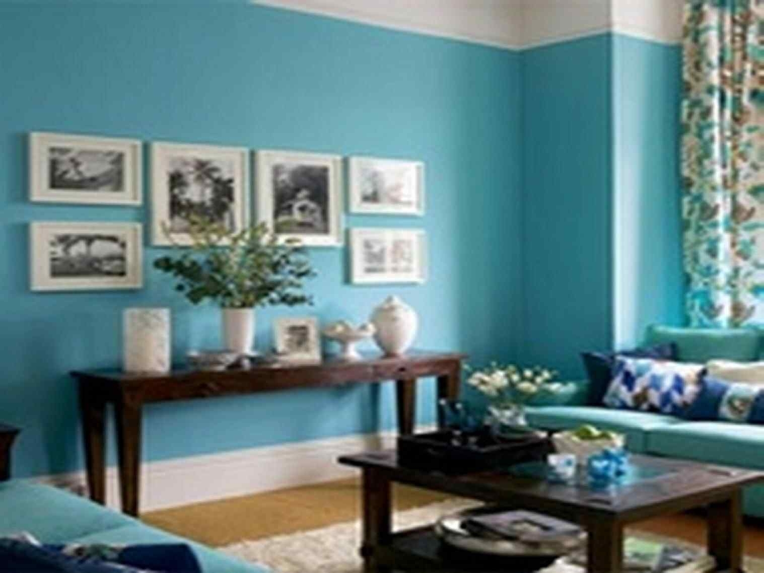 Blue Wall Decor Art Blue And Brown Living Room Ideas Pinterest Intended For Most Current Blue Wall Accents (View 6 of 15)