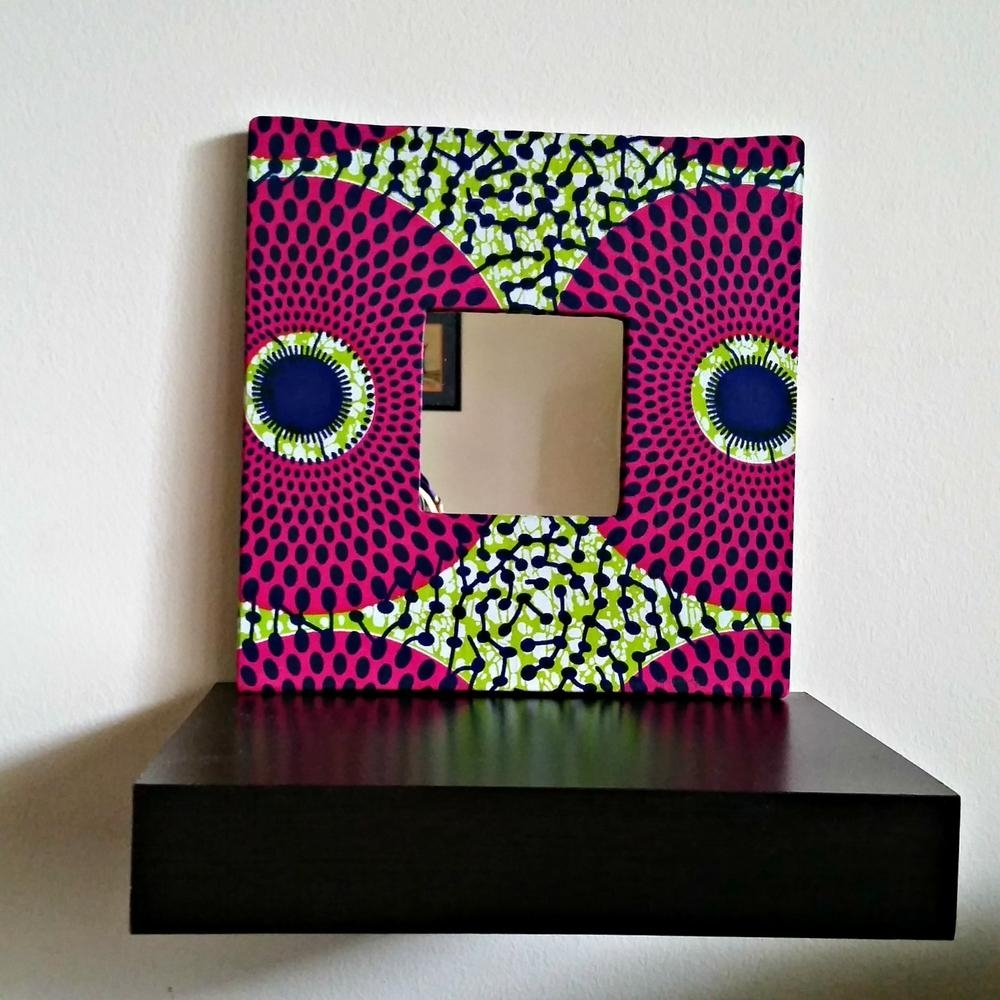 Bn Interior: 8 Beautiful Ways To Infuse Ankara Into Your Home Decor Regarding 2018 Ankara Fabric Wall Art (View 11 of 15)
