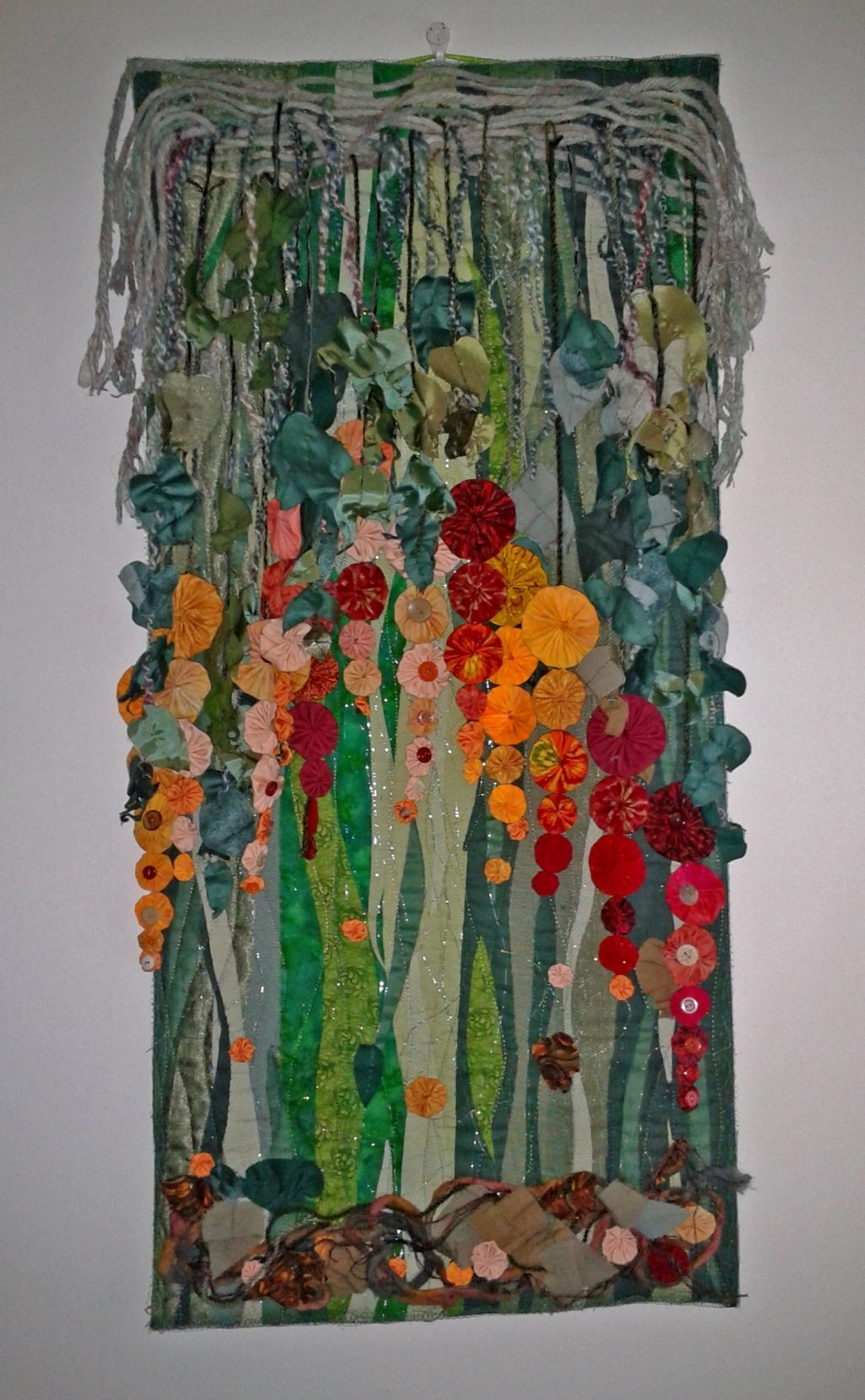 Featured Photo of Hanging Textile Wall Art