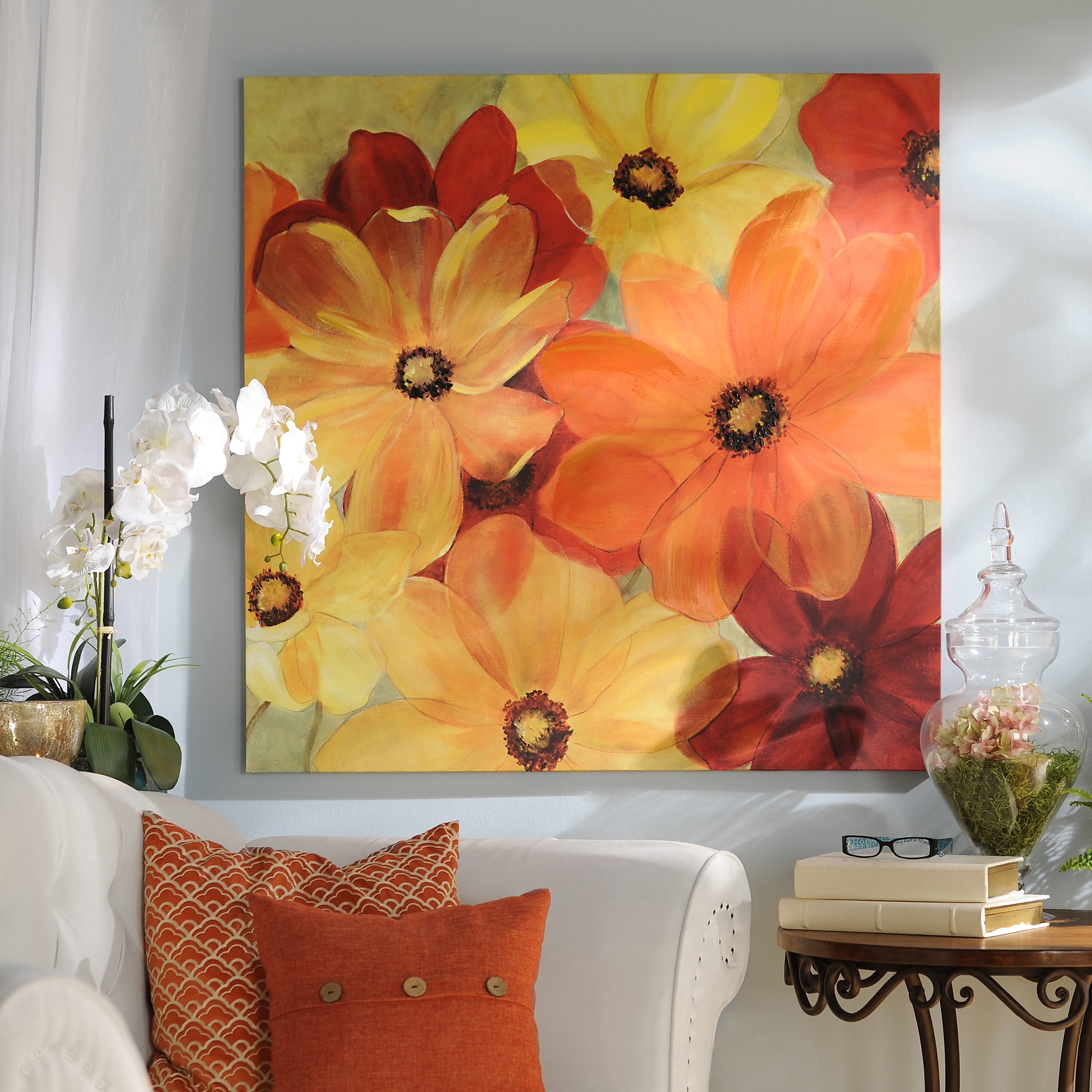 Bring Joy Into Your Home With The Sunshine Splash Canvas Art Print For Most Current Joy Canvas Wall Art (View 4 of 15)