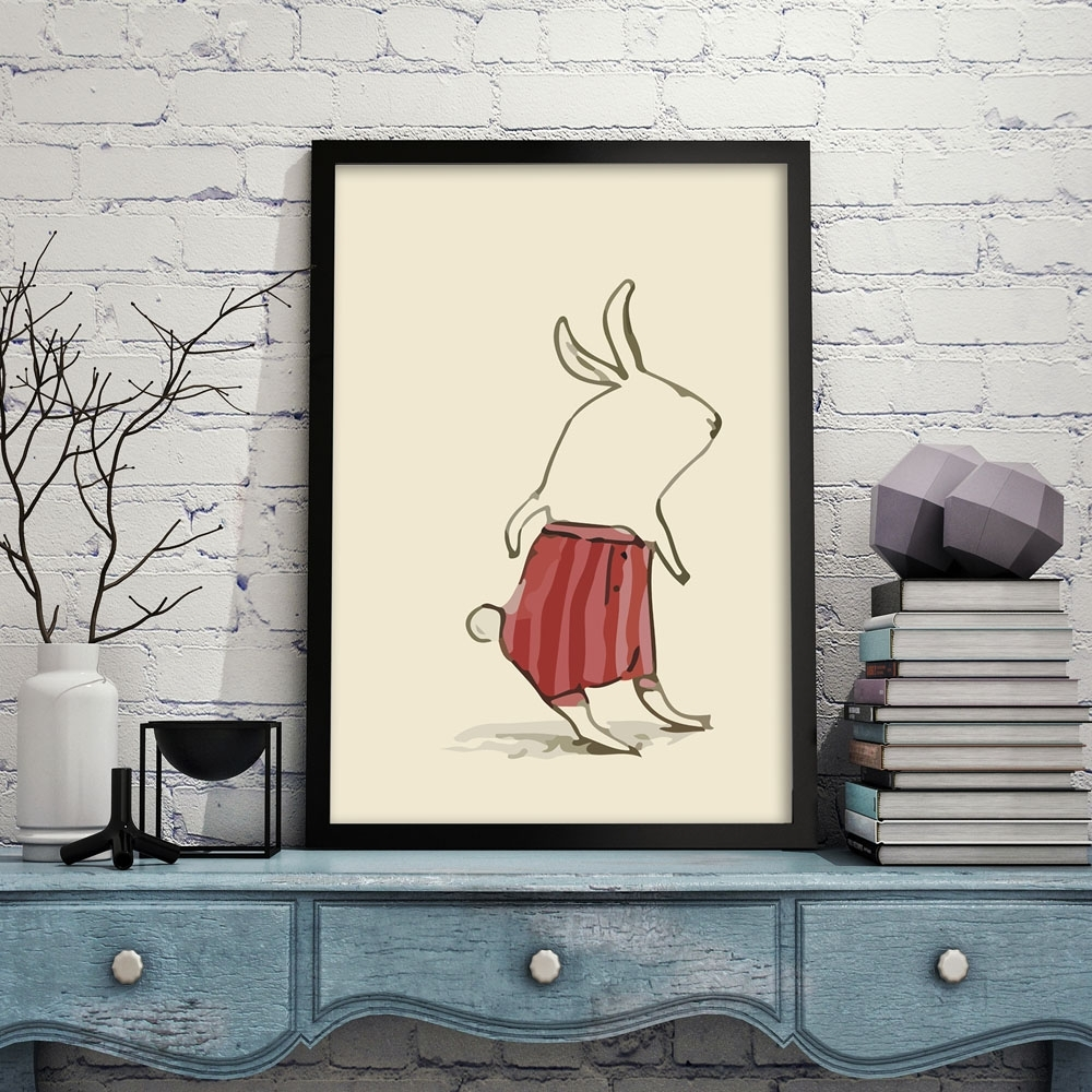 Buy Funky Wall Art And Get Free Shipping On Aliexpress Within Current Funky Art Framed Prints (View 7 of 15)