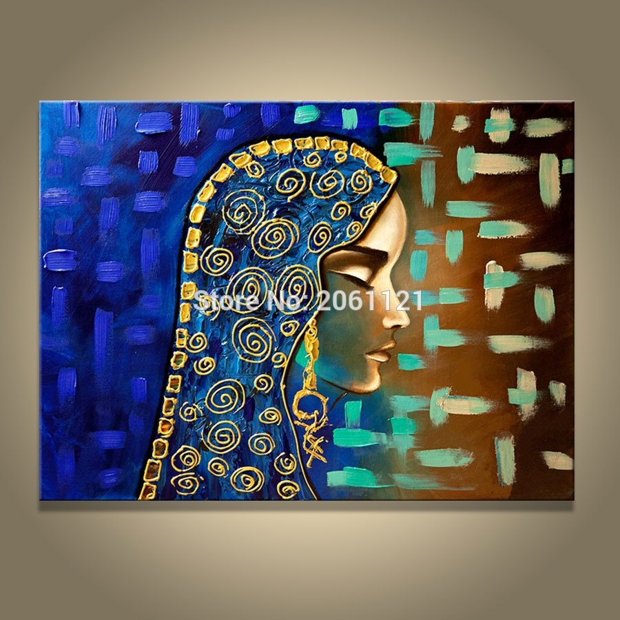 Buy Middle East Art And Get Free Shipping On Aliexpress With Regard To Latest Egyptian Canvas Wall Art (View 15 of 15)