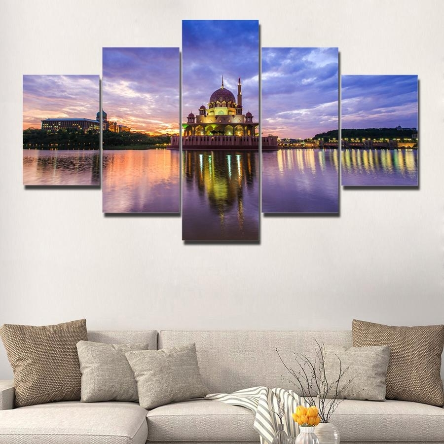 Buy Poster Malaysia And Get Free Shipping On Aliexpress Intended For Recent Malaysia Canvas Wall Art (View 1 of 15)