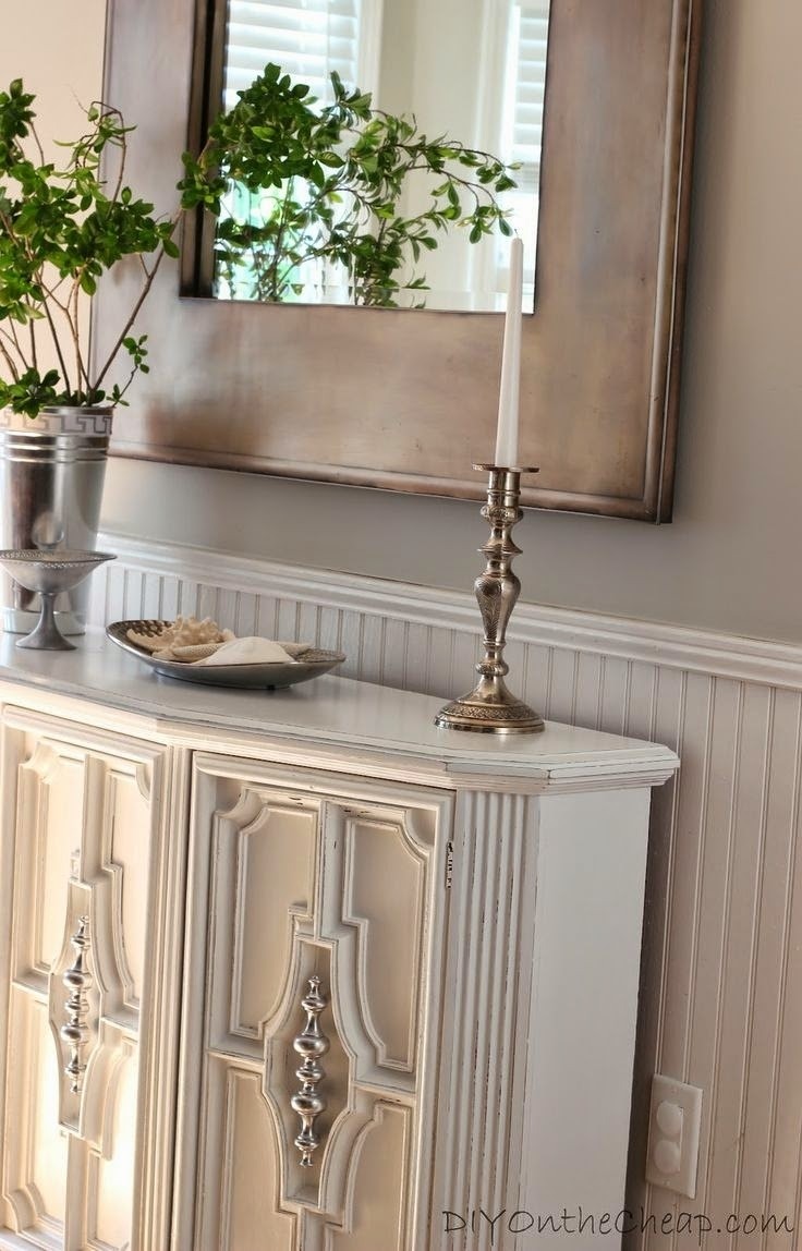 C.b.i.d. Home Decor And Design: How To Pick The Perfect Wall Color Throughout Most Recent Wall Accents For Revere Pewter (Gallery 15 of 15)
