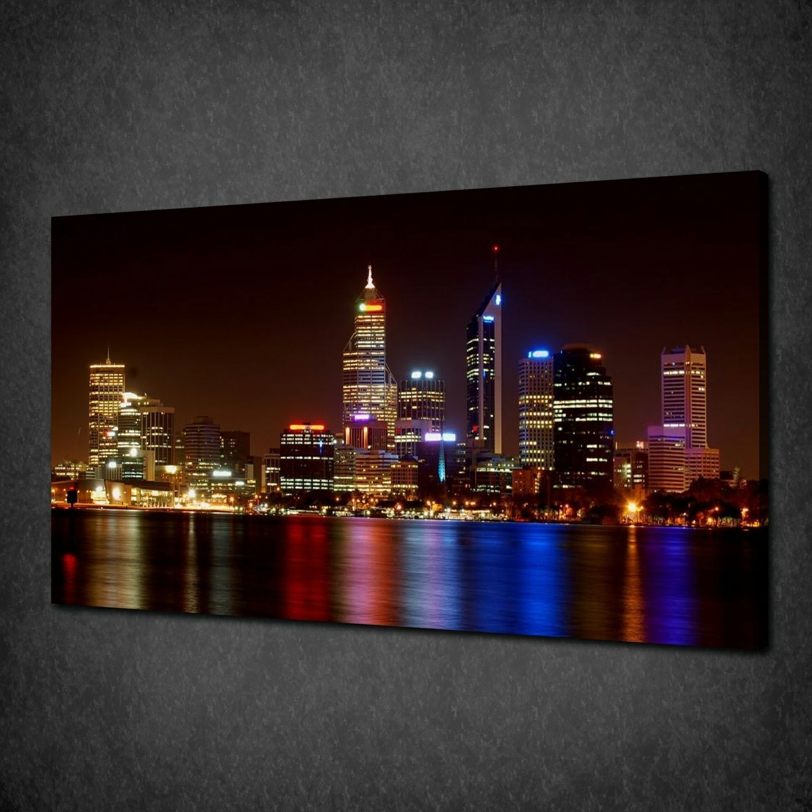 Canvas Print Pictures. High Quality, Handmade, Free Next Day Delivery. Inside 2017 Canvas Wall Art Of Perth (Gallery 7 of 15)