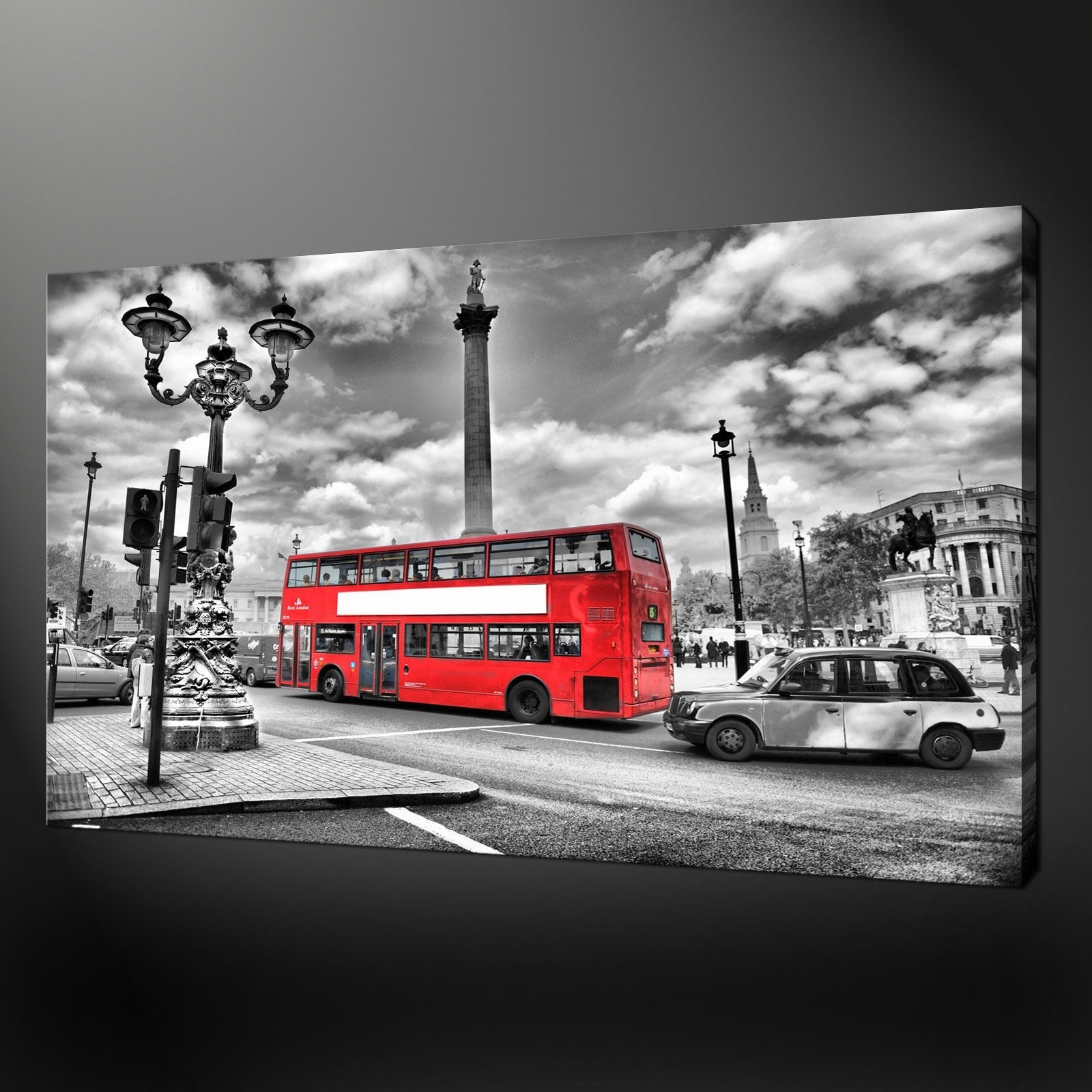 Canvas Print Pictures. High Quality, Handmade, Free Next Day Delivery. Inside Best And Newest London Canvas Wall Art (Gallery 12 of 15)