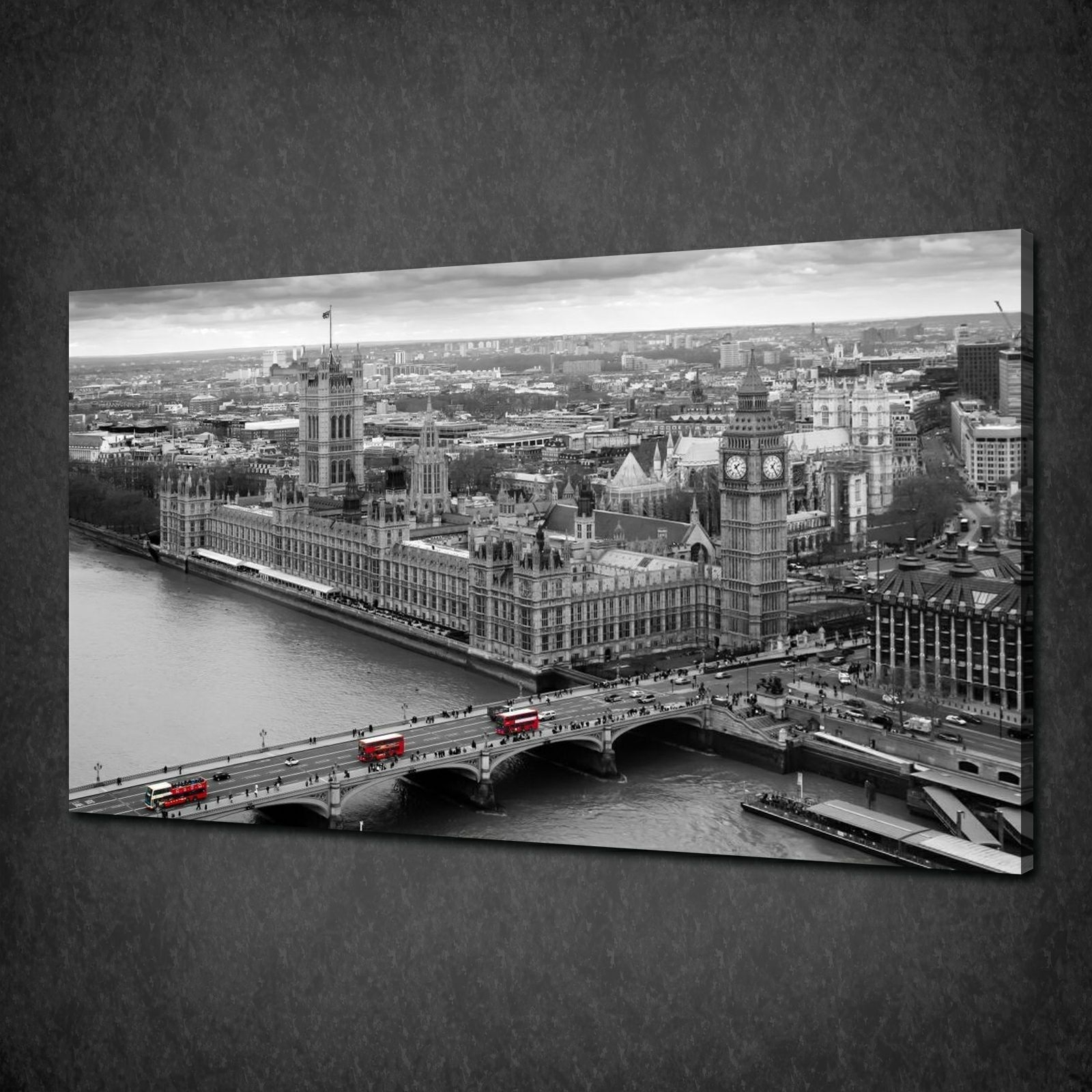 Canvas Print Pictures. High Quality, Handmade, Free Next Day Delivery. With Latest London Canvas Wall Art (Gallery 6 of 15)
