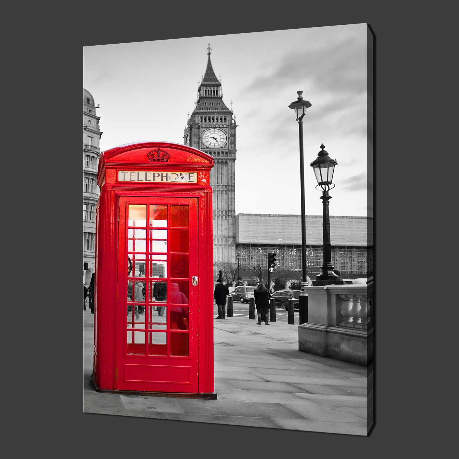 Canvas Print Pictures. High Quality, Handmade, Free Next Day Delivery. With Most Recently Released London Canvas Wall Art (Gallery 3 of 15)