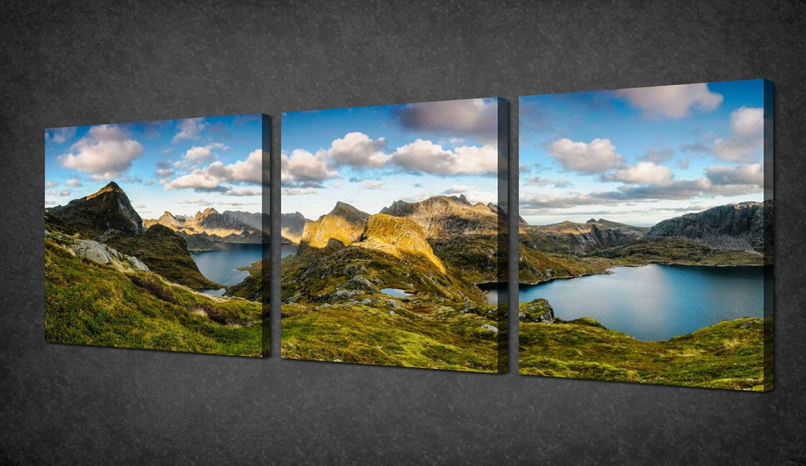 Featured Photo of Lake District Canvas Wall Art