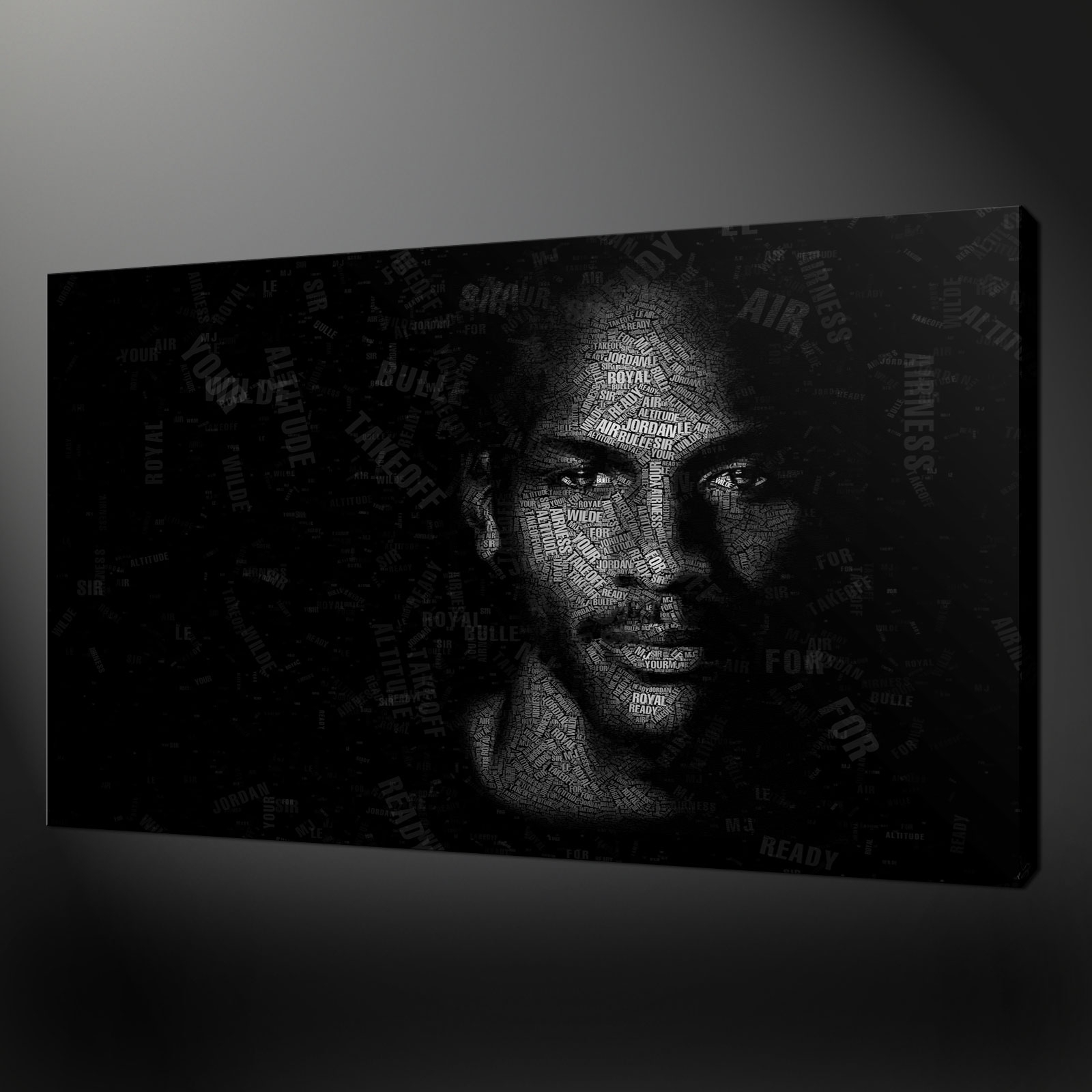 Canvas Print Pictures. High Quality, Handmade, Free Next Day Delivery. Within Best And Newest Michael Jordan Canvas Wall Art (Gallery 13 of 15)