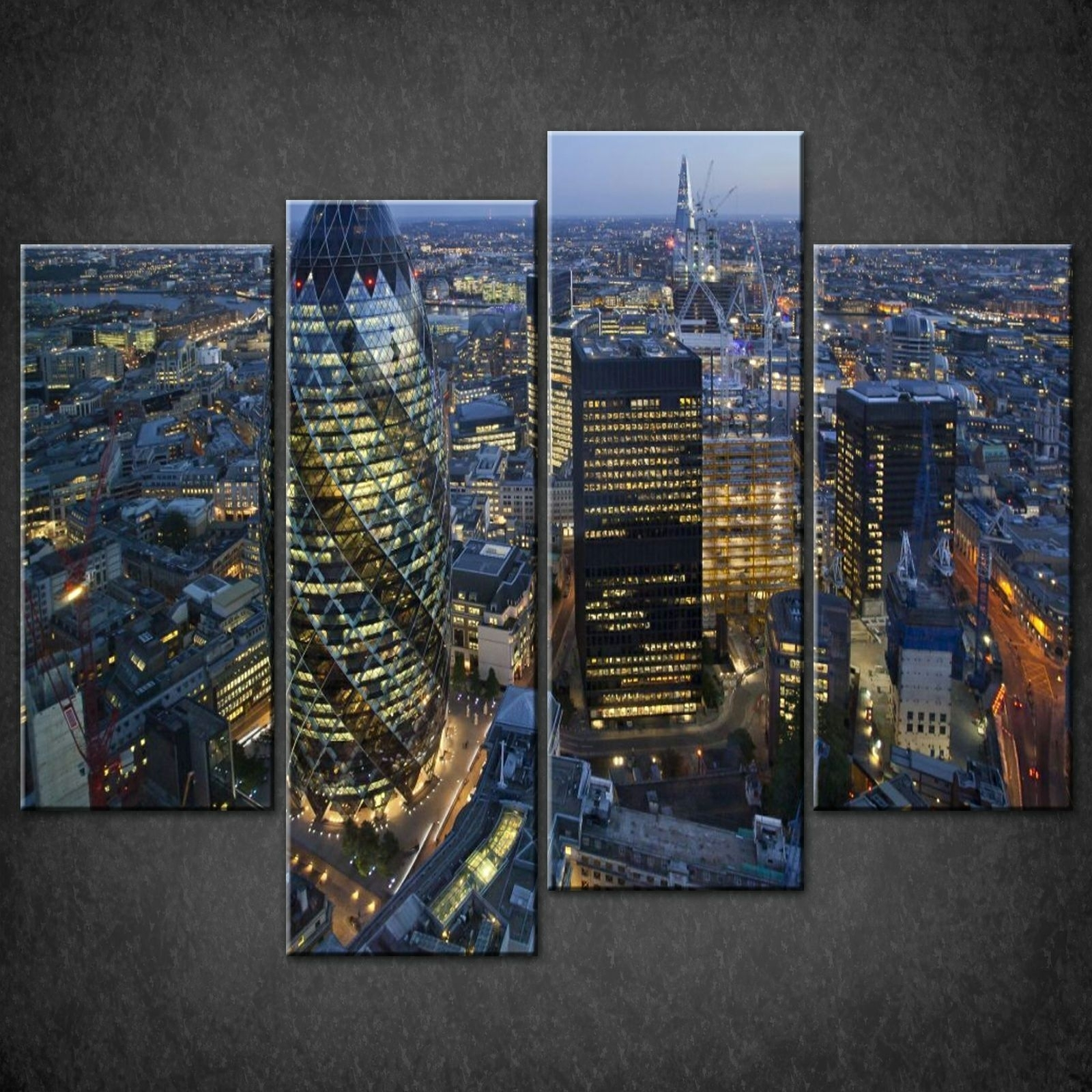 Canvas Print Pictures. High Quality, Handmade, Free Next Day Delivery (View 15 of 15)