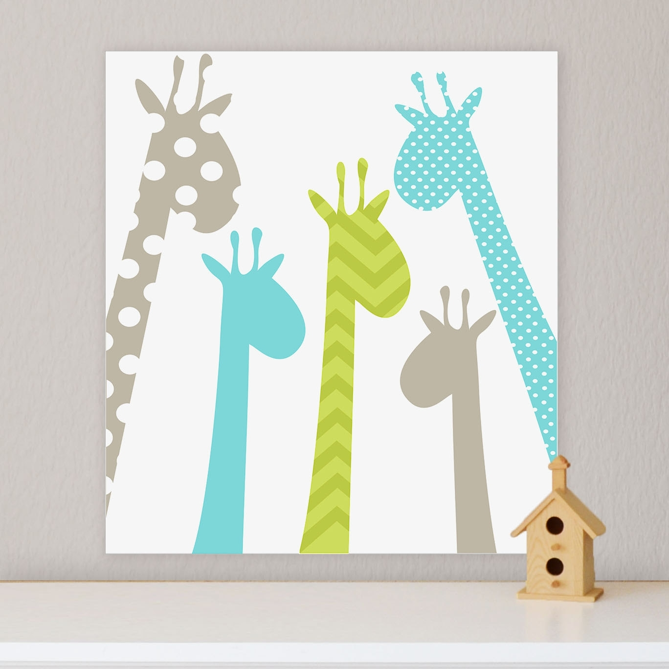 Canvas Wall Art For Kids Rooms – Dronemploy #00C8F2Ef646C In Most Popular Giraffe Canvas Wall Art (View 4 of 15)
