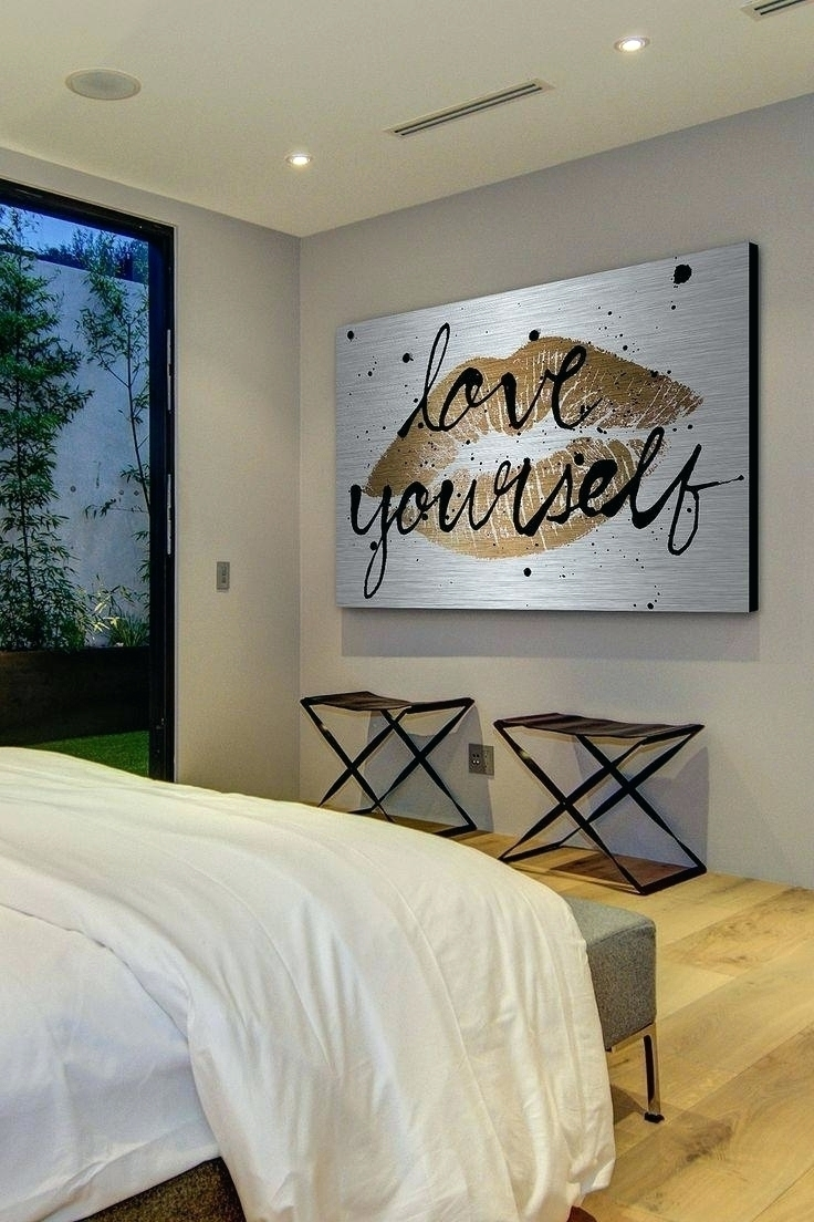 Canvas Wall Art For Master Bedroom • Master Bedroom Within Best And Newest Bedroom Canvas Wall Art (View 6 of 15)
