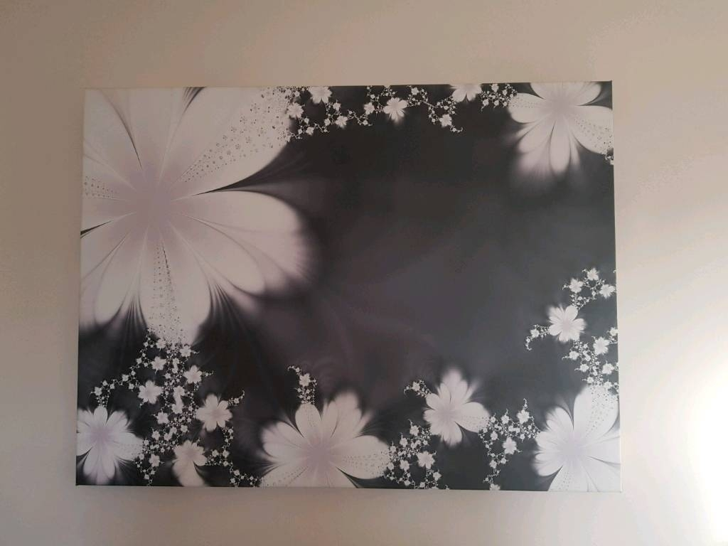 Canvas Wall Art | In Dunfermline, Fife | Gumtree Inside Recent Gumtree Canvas Wall Art (View 14 of 15)