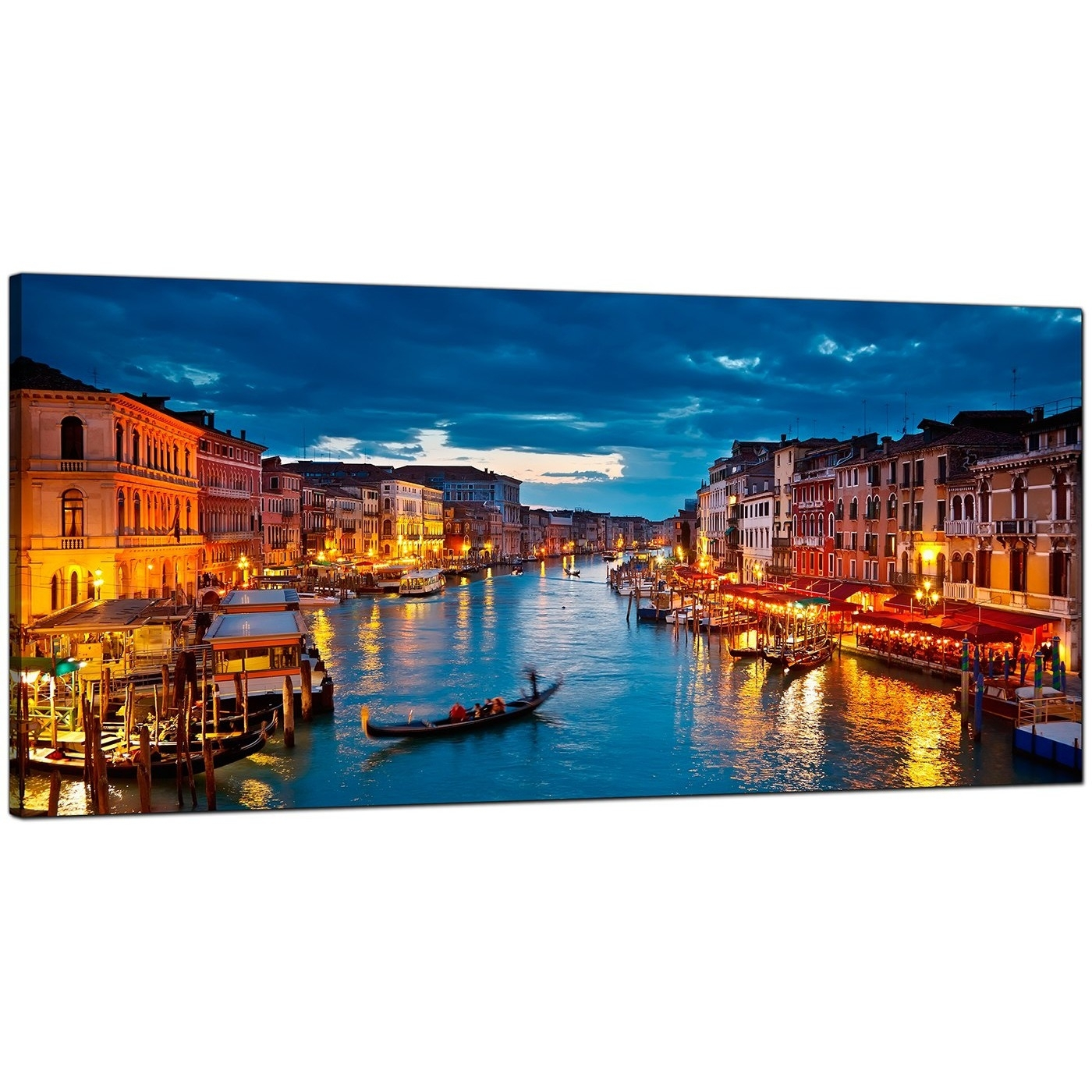 Cheap Canvas Prints Of Venice Italy For Your Living Room With Regard To Latest Italy Canvas Wall Art (Gallery 3 of 15)