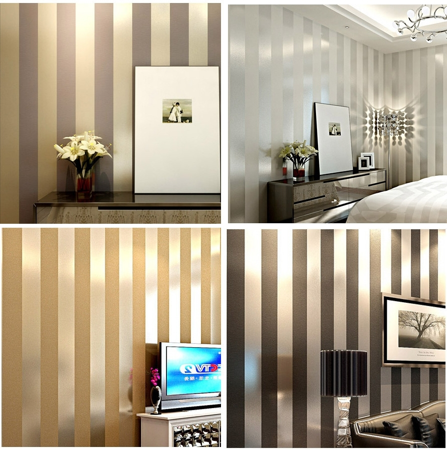 Cheap Gold Stuff, Buy Quality Gold Culture Directly From China Intended For Most Recent Vertical Stripes Wall Accents (View 5 of 15)