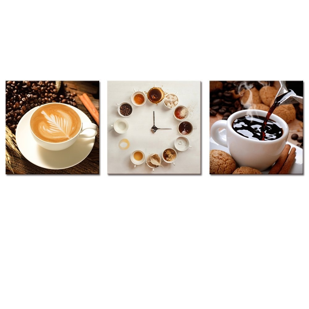 Cheap Wall Art Coffee Theme, Find Wall Art Coffee Theme Deals On For 2017 Coffee Canvas Wall Art (View 5 of 15)