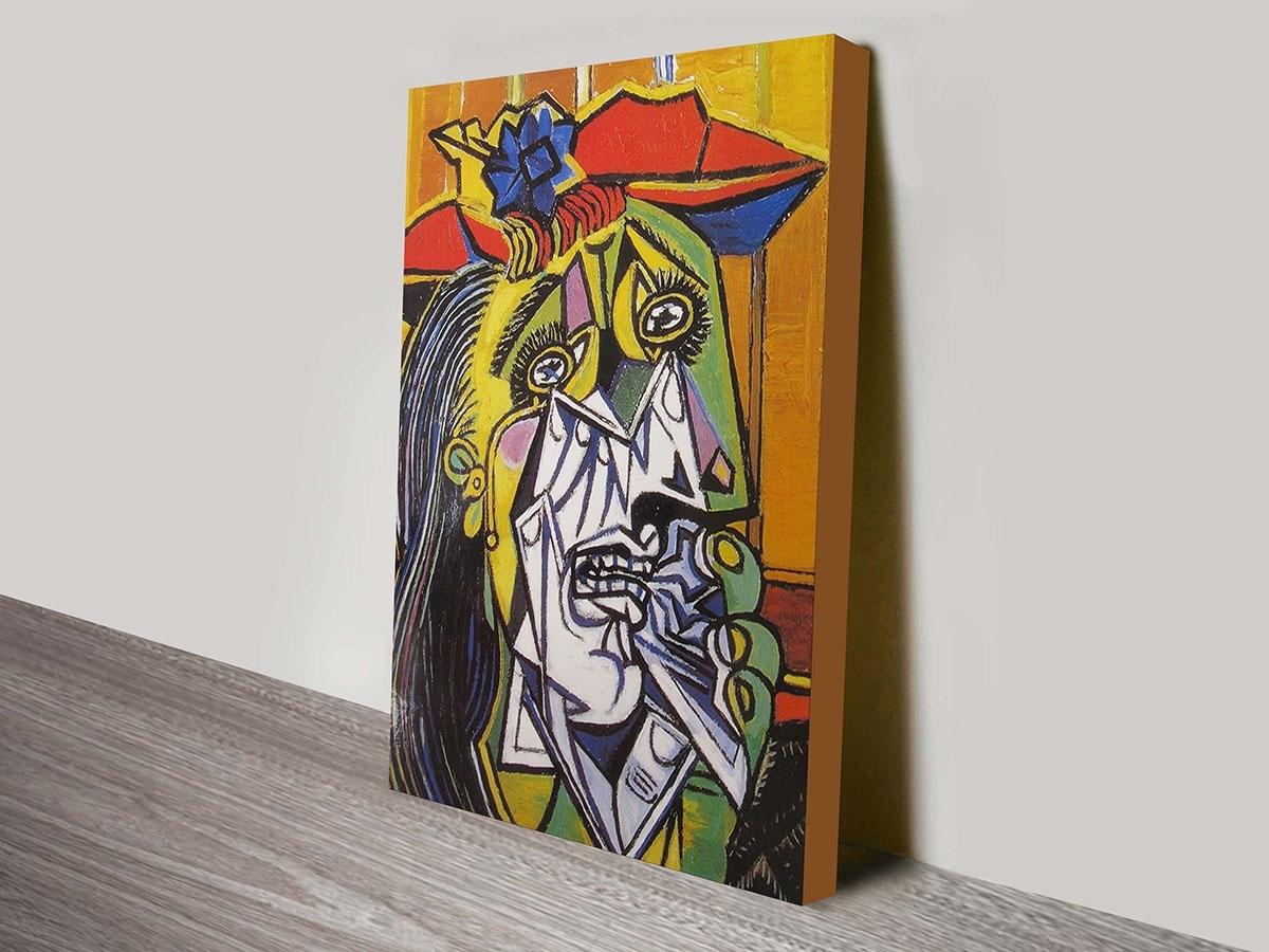Classical Art Prints | Van Gogh, Monet, Renoir, Klimt Canvas Wall For Current Port Elizabeth Canvas Wall Art (Gallery 7 of 15)