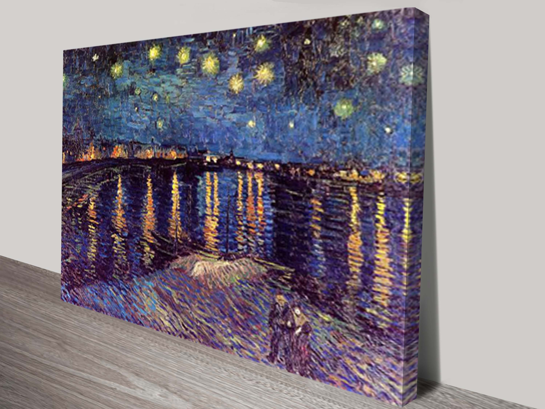 Classical Art Prints | Van Gogh, Monet, Renoir, Klimt Canvas Wall In Most Popular Port Elizabeth Canvas Wall Art (View 5 of 15)