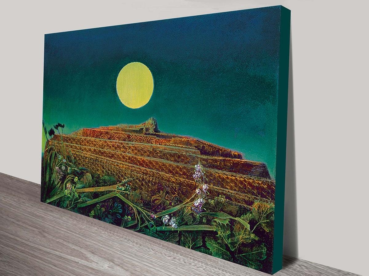 Classical Art Prints | Van Gogh, Monet, Renoir, Klimt Canvas Wall Inside Newest Port Elizabeth Canvas Wall Art (View 7 of 15)