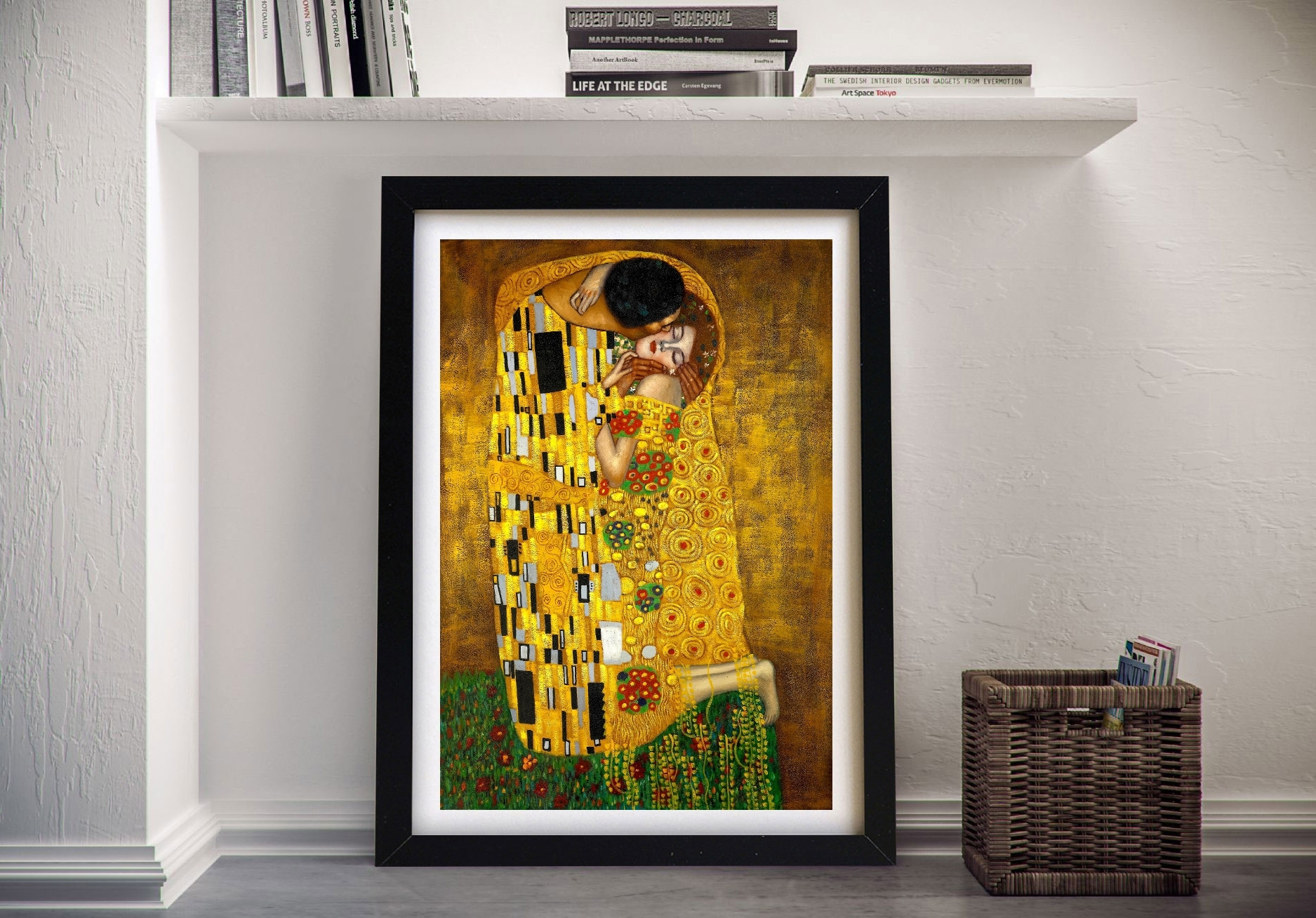 Classical Art Prints | Van Gogh, Monet, Renoir, Klimt Canvas Wall With Most Popular Port Elizabeth Canvas Wall Art (Gallery 12 of 15)