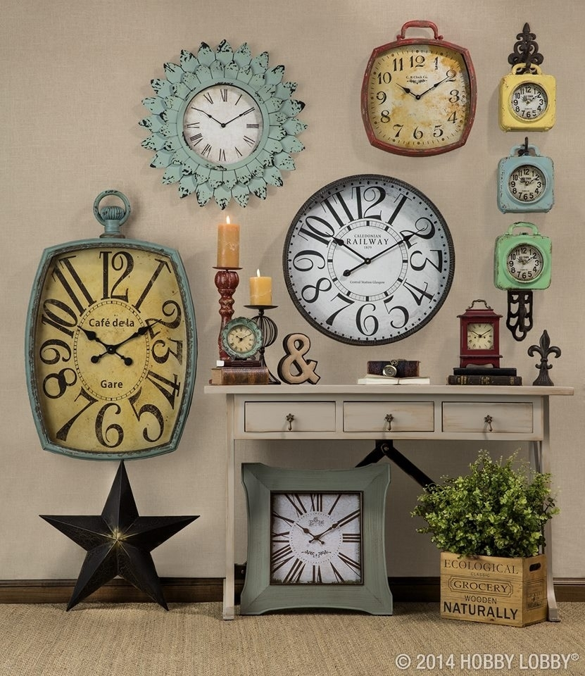 Clock Wall Love To Do This And Set Clocks To Different Countries With Regard To Most Popular Clock Wall Accents (View 3 of 15)