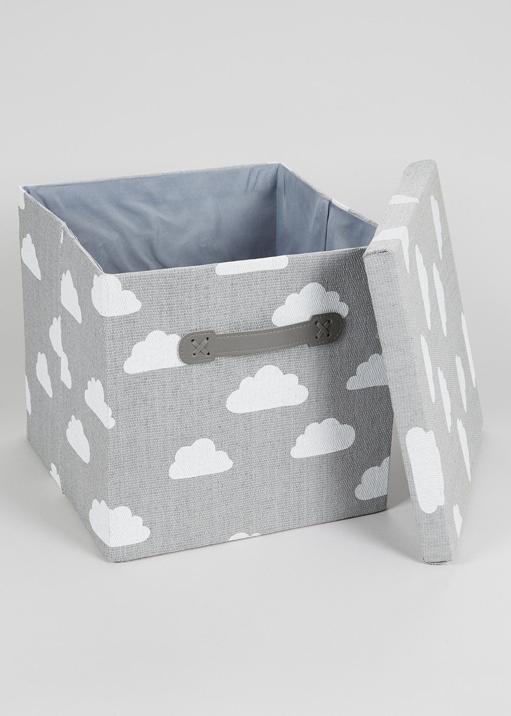 Cloud Foldable Fabric Storage Box (33Cm X 33Cm X 31Cm) – Matalan For Most Recent Matalan Canvas Wall Art (Gallery 11 of 15)