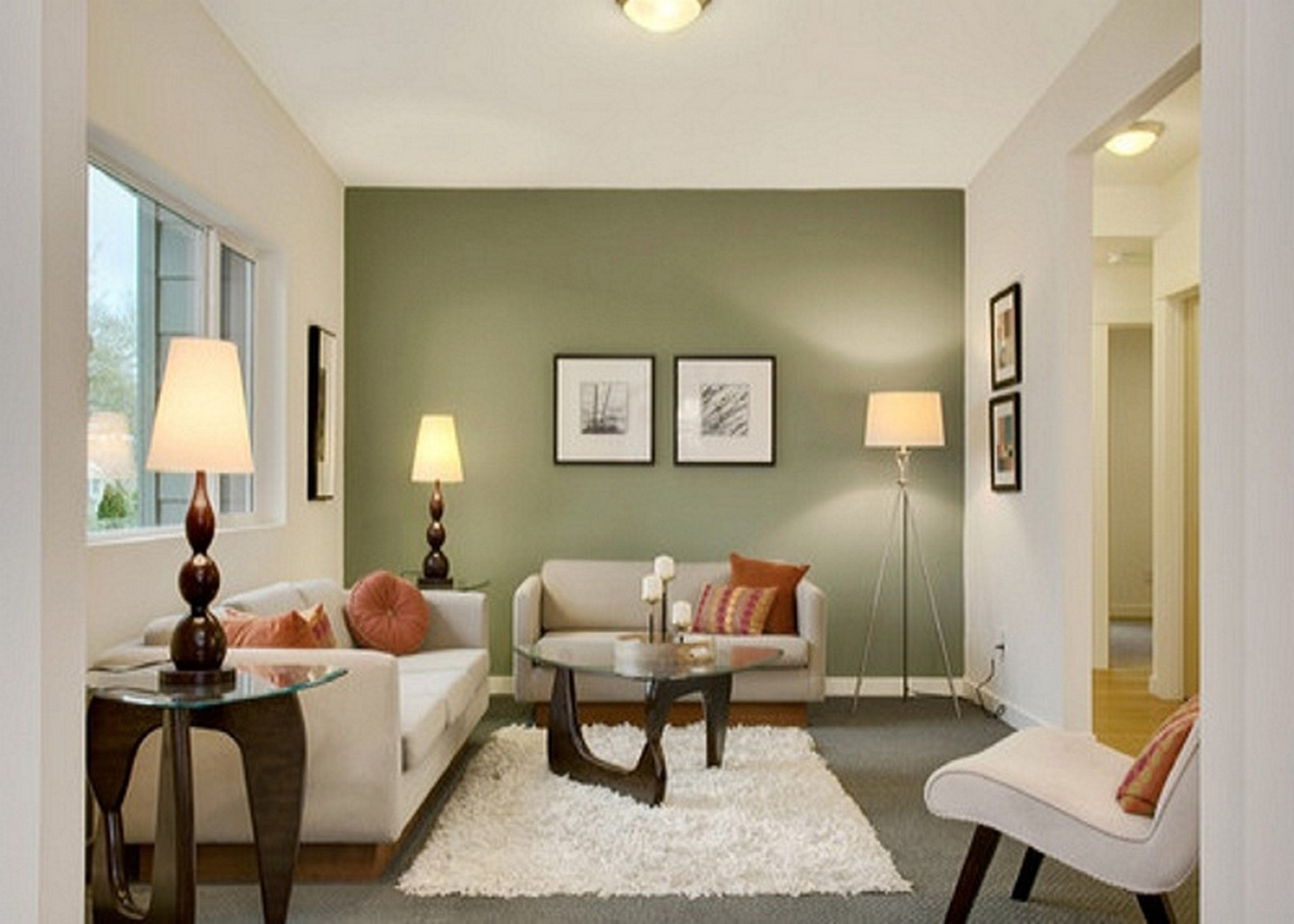 Contrast Wall Colors – Design Decoration Inside Current Wall Accents For Beige Room (View 6 of 15)
