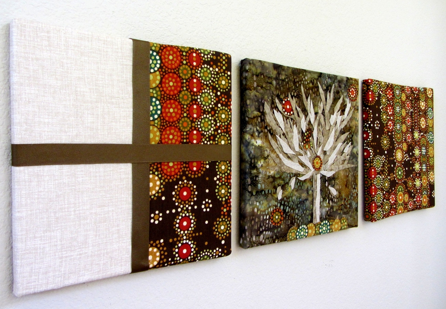 Creative Wall Art #10373 Regarding Current Contemporary Textile Wall Art (View 5 of 15)