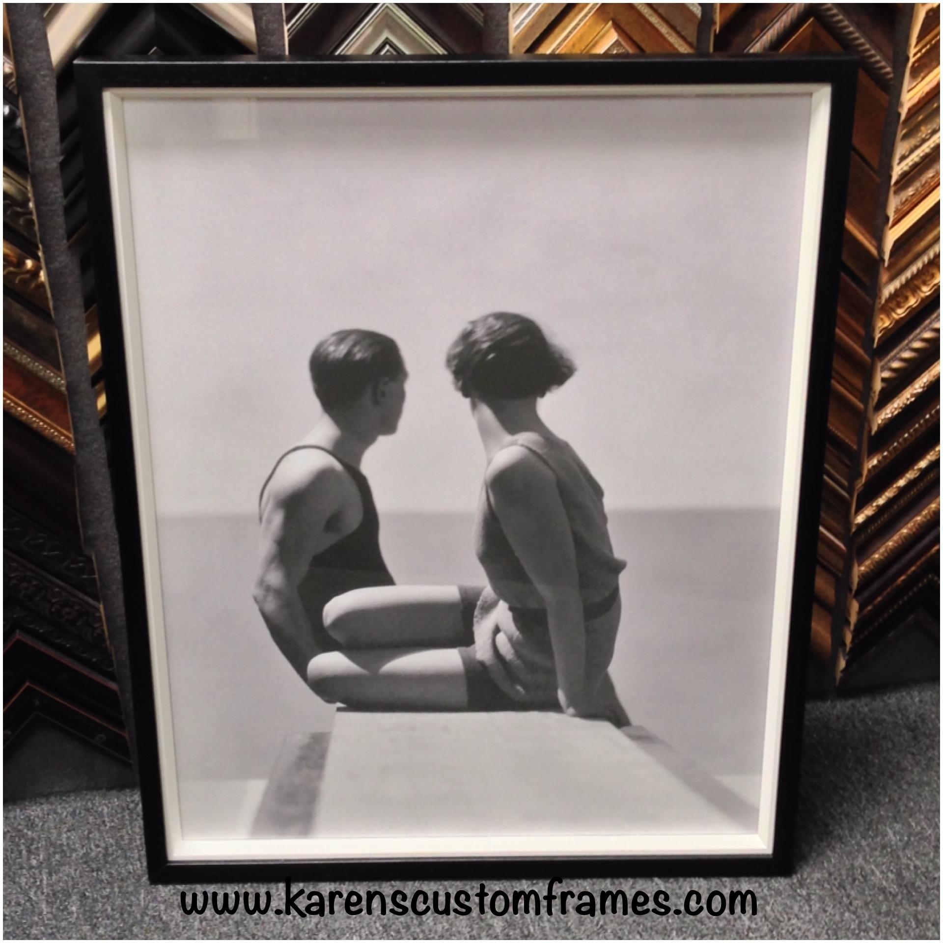Custom Picture Framing Orange County | Karen's Detail Custom Frames With Most Recently Released Custom Framed Art Prints (View 1 of 15)