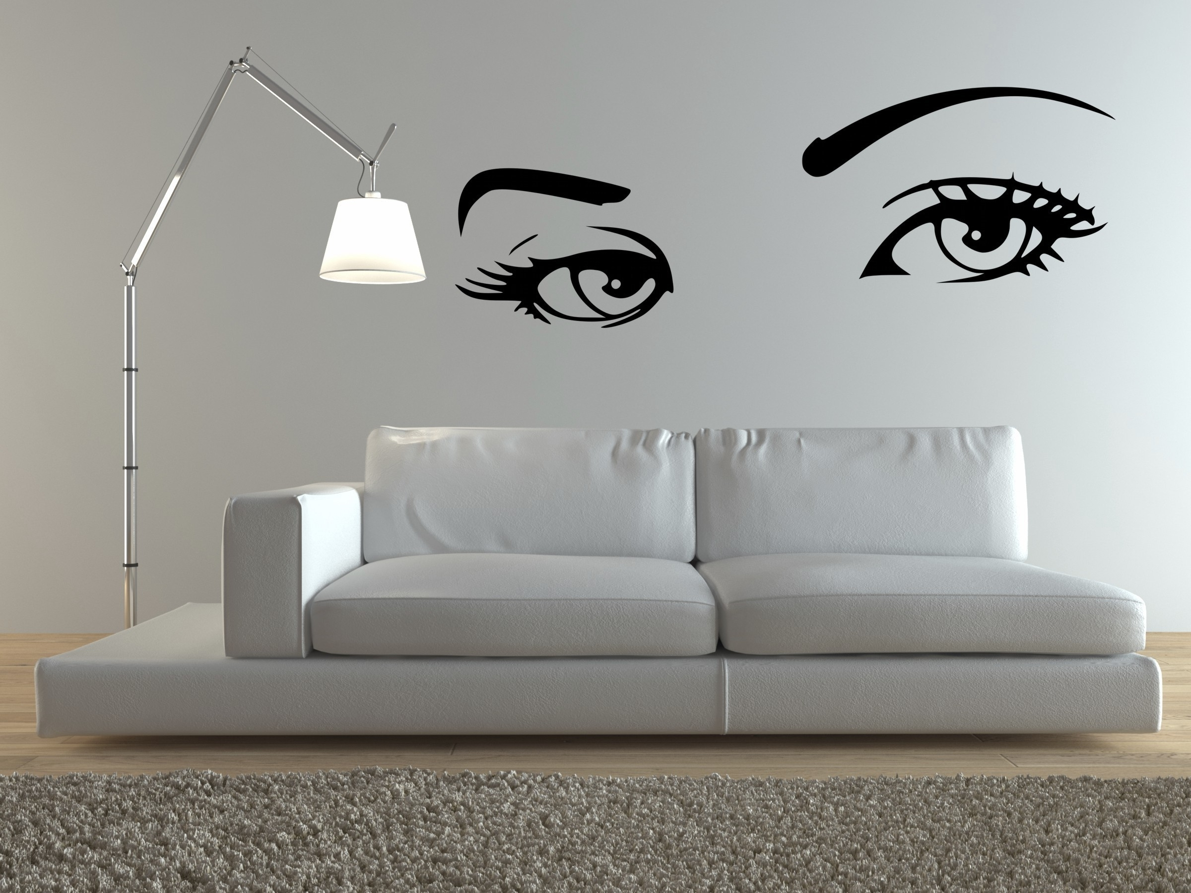 Custom Wall Stickers | Wall Of Photos | Pinterest | Wall Sticker Inside Recent Custom Wall Accents (View 7 of 15)