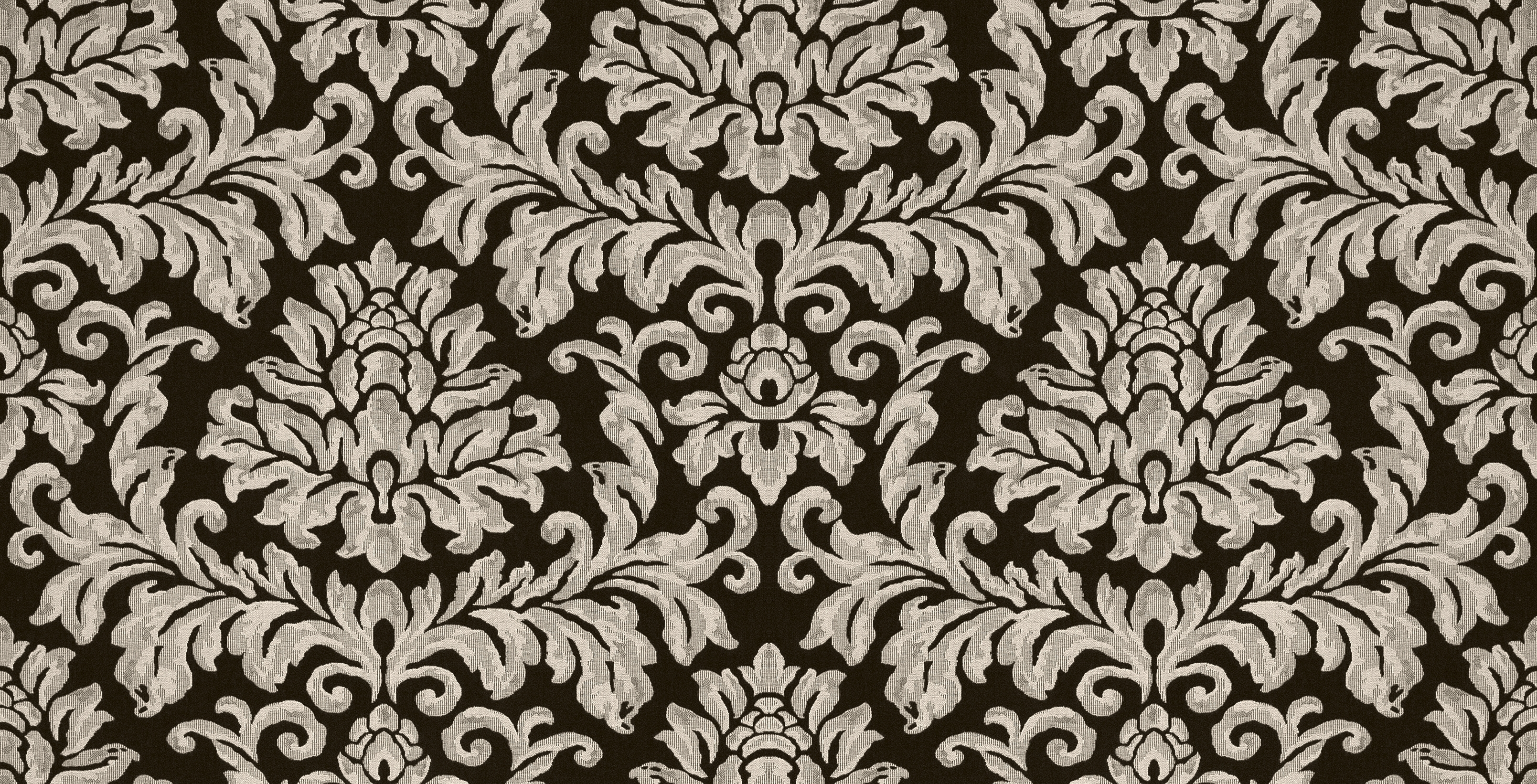 Damask Fabric Wall Cover For Most Up To Date Damask Fabric Wall Art (View 14 of 15)