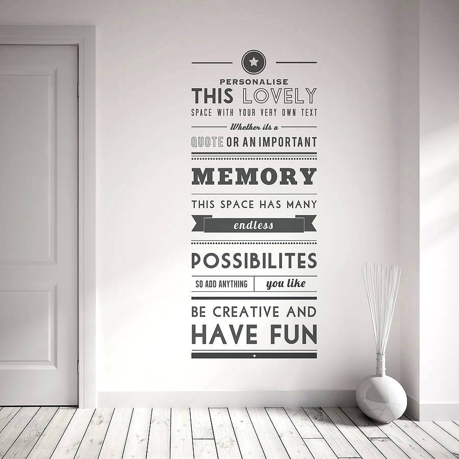 Dance Quotes Wall Decals Wall Arts Dance Quotes Canvas Wall Art Inside Recent Dance Quotes Canvas Wall Art (View 5 of 15)