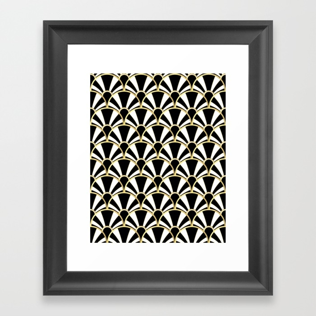 Decofan Framed Art Prints | Society6 In Most Up To Date Framed Classic Art Prints (Gallery 1 of 15)