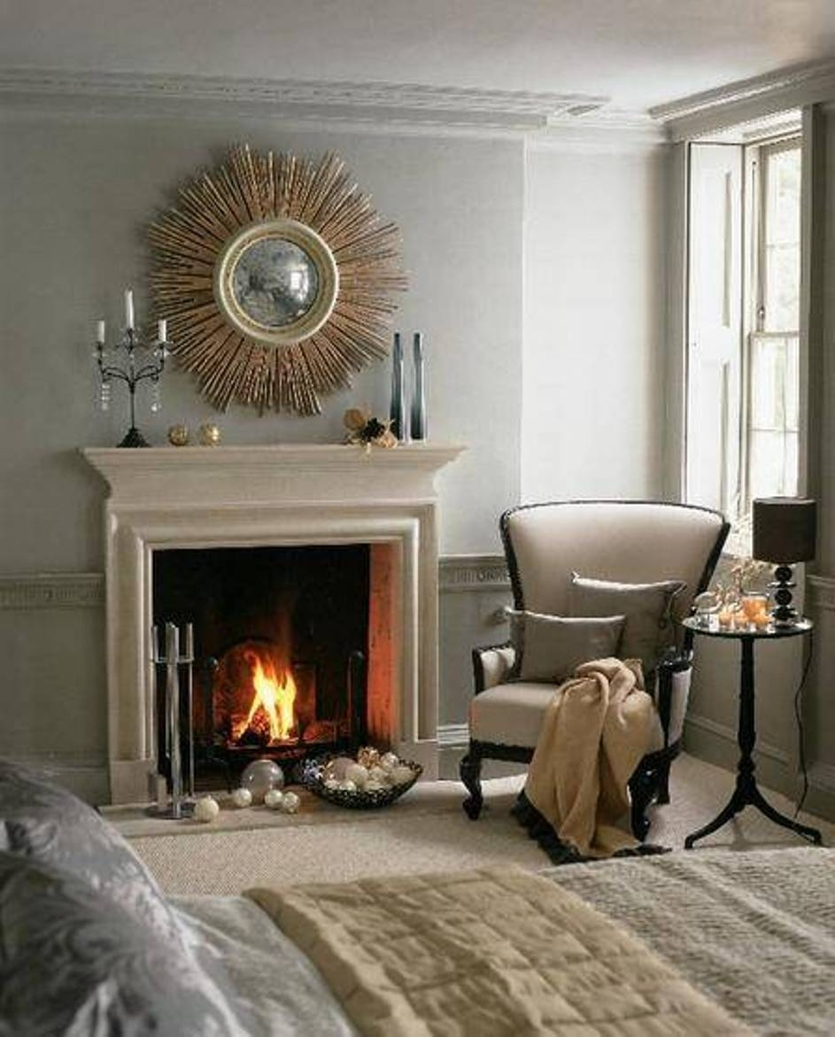 Decorating A Stone Wall Fireplace – Zhis Within Most Recent Wall Accents For Fireplace (View 6 of 15)