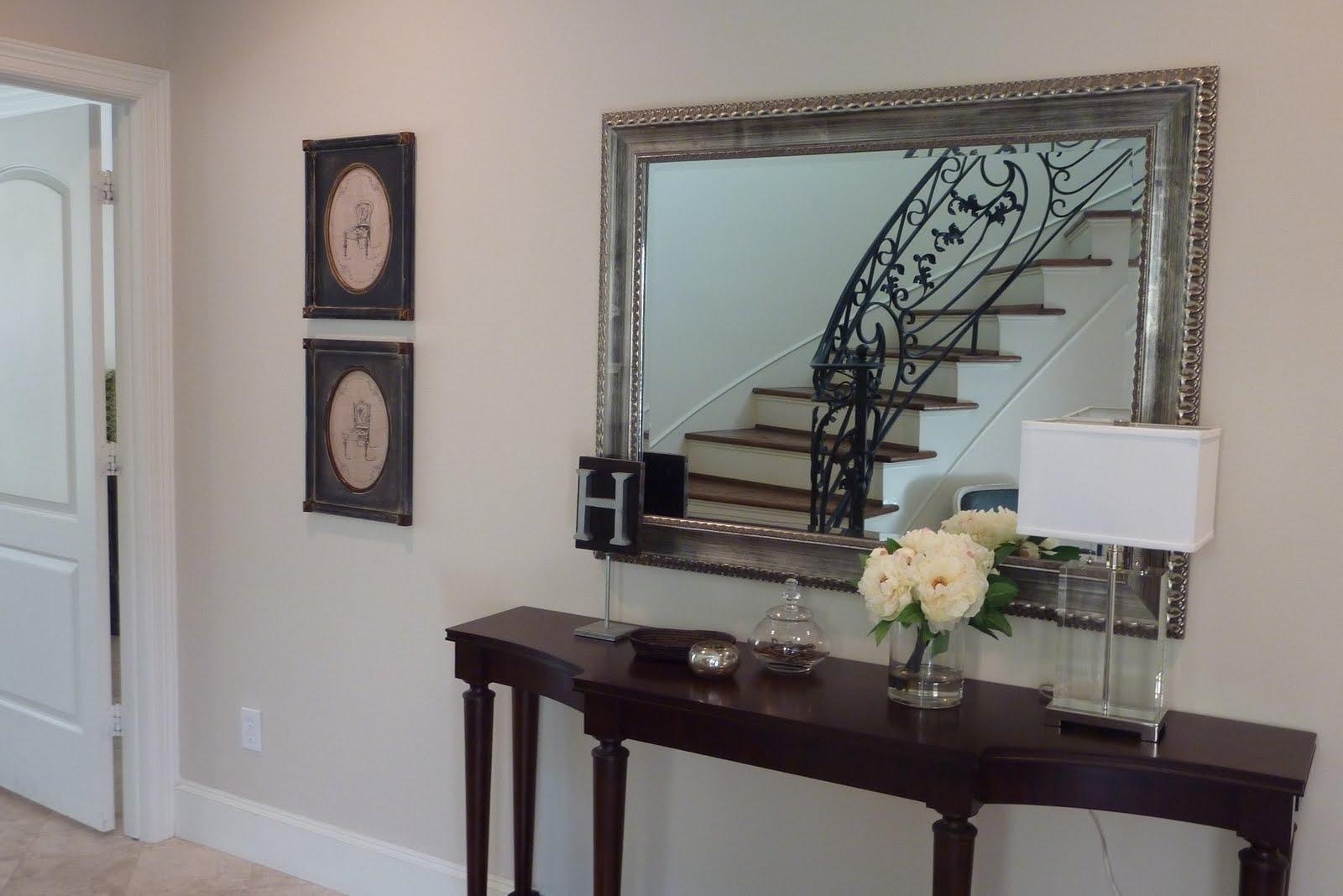 Decorating Entryways Walls – Davotanko Home Interior Regarding Newest Entryway Wall Accents (View 6 of 15)