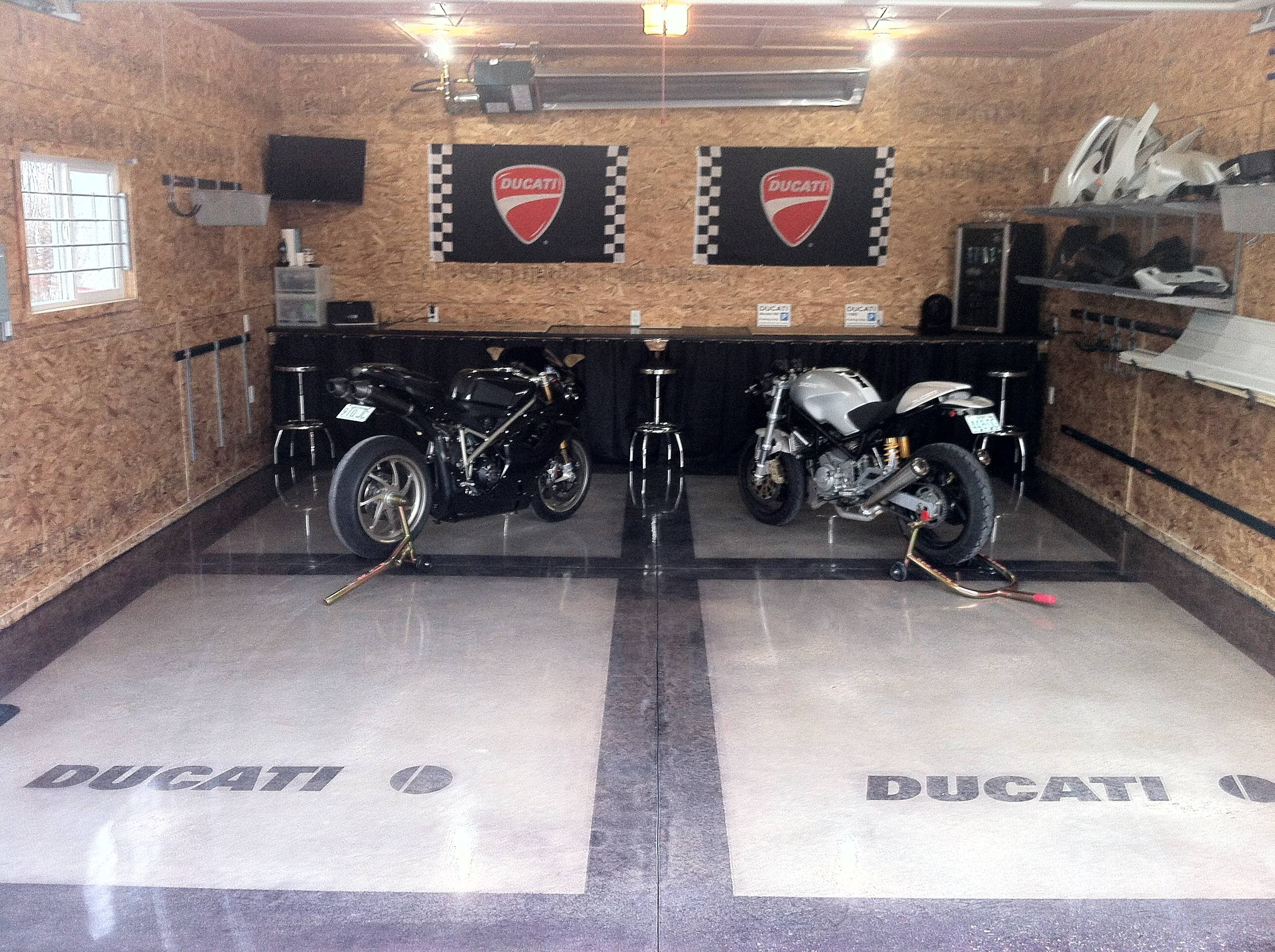 Decorating: Garage Ideas Man Cave | Mens Bedroom Wall Decor | Man intended for 2017 Garage Wall Accents