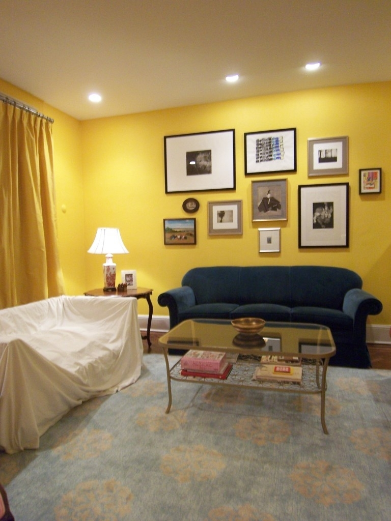 View Gallery of Yellow Wall Accents (Showing 15 of 15 Photos)