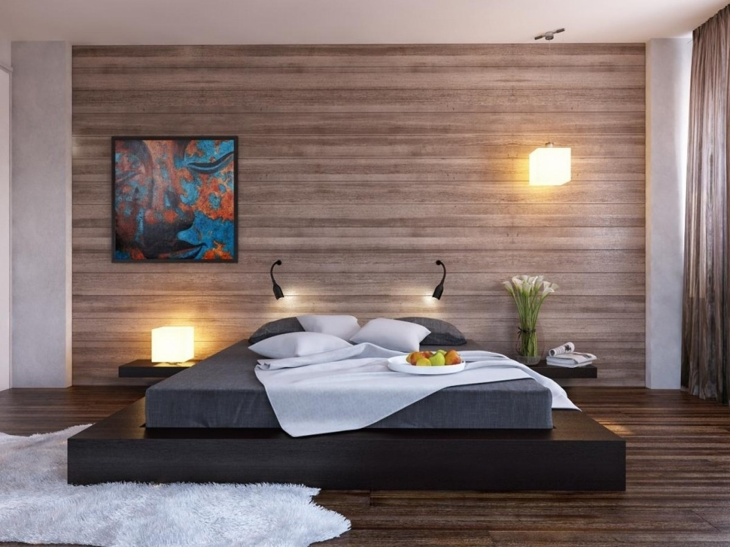 Decorative Laminate Flooring – Modern House With Regard To Most Popular Wall Accents With Laminate Flooring (View 5 of 15)