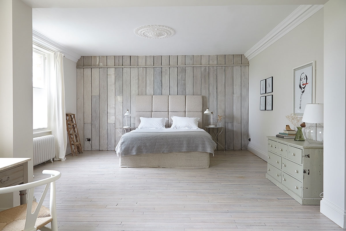 Design Highlight: Accent Walls Behind Your Bed | The Official Blog Regarding Latest Wall Accents Behind Bed (View 6 of 15)
