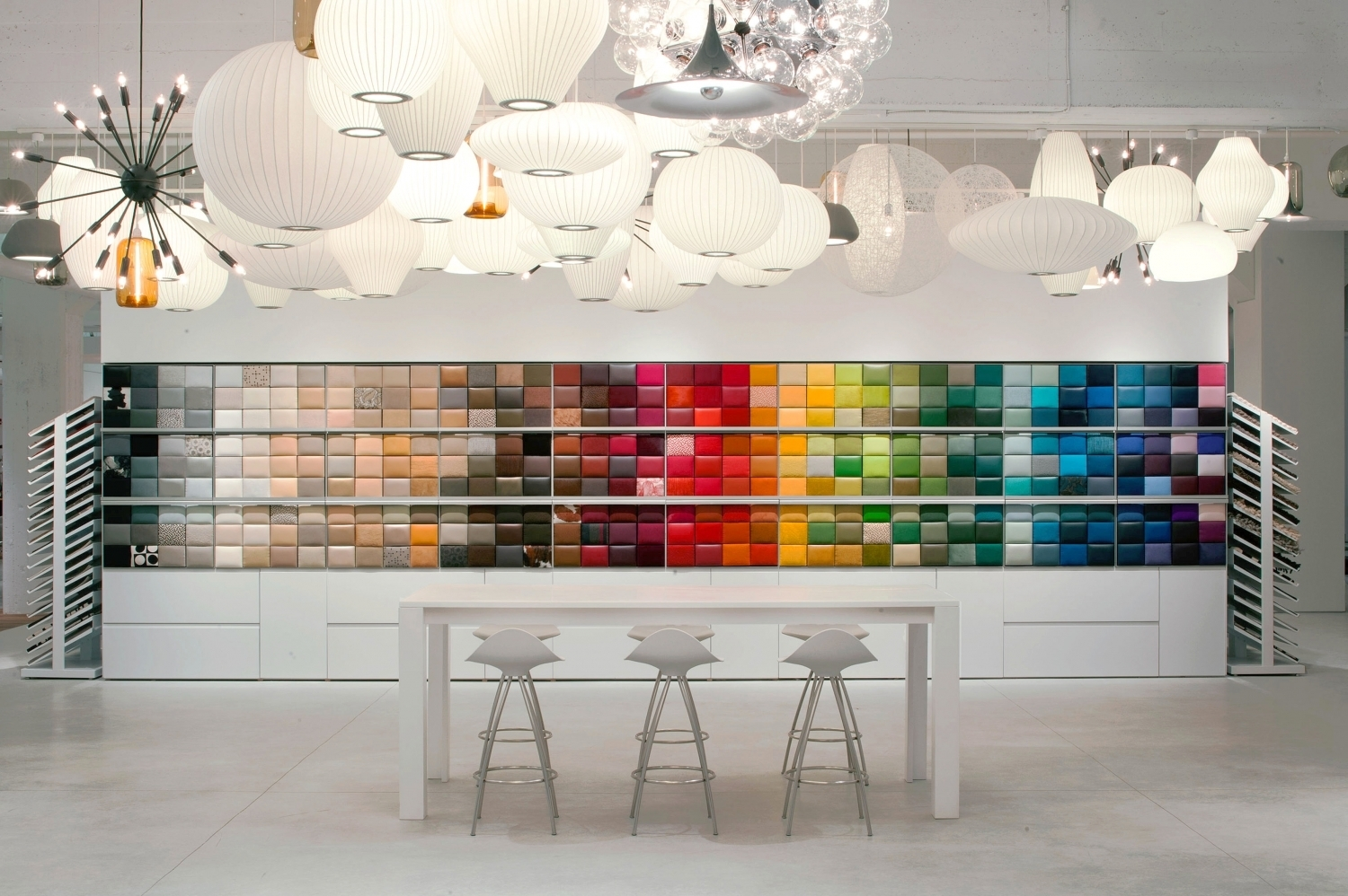 Design Within Reach – B+N Industries | Th – Retail Inspiration For Recent Fabric Swatch Wall Art (View 4 of 15)